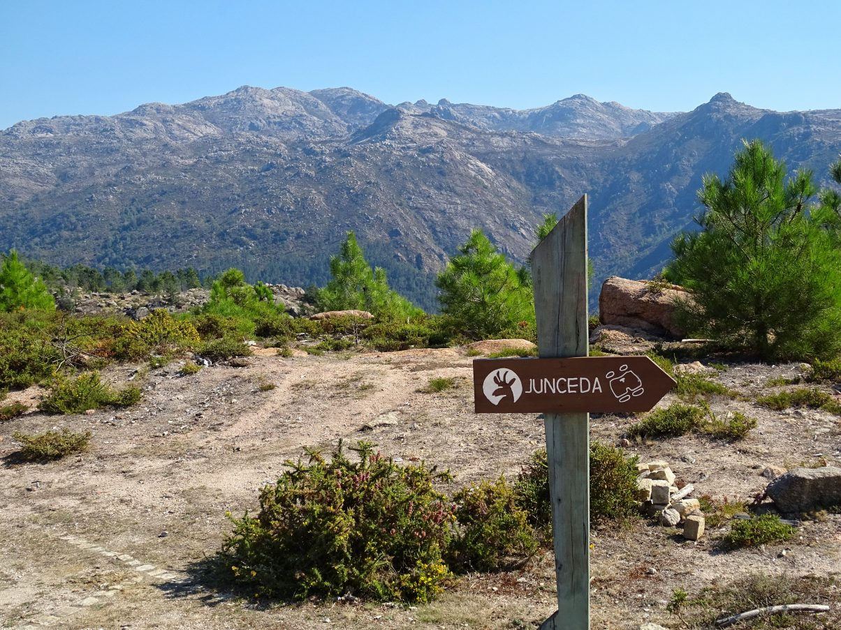 Hiking trails in Peneda-Gerês National Park