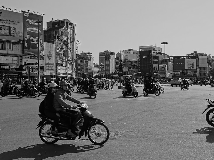A Girl on a Bike in Hanoi: Cycling Benefits in the Big City