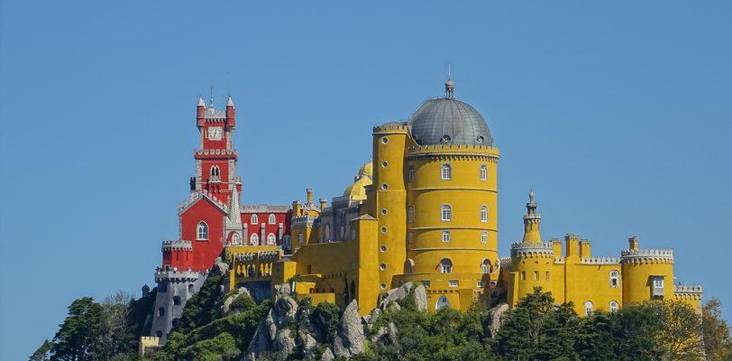 A Visitors Guide to Sintra, Portugal - Veggie Vagabonds