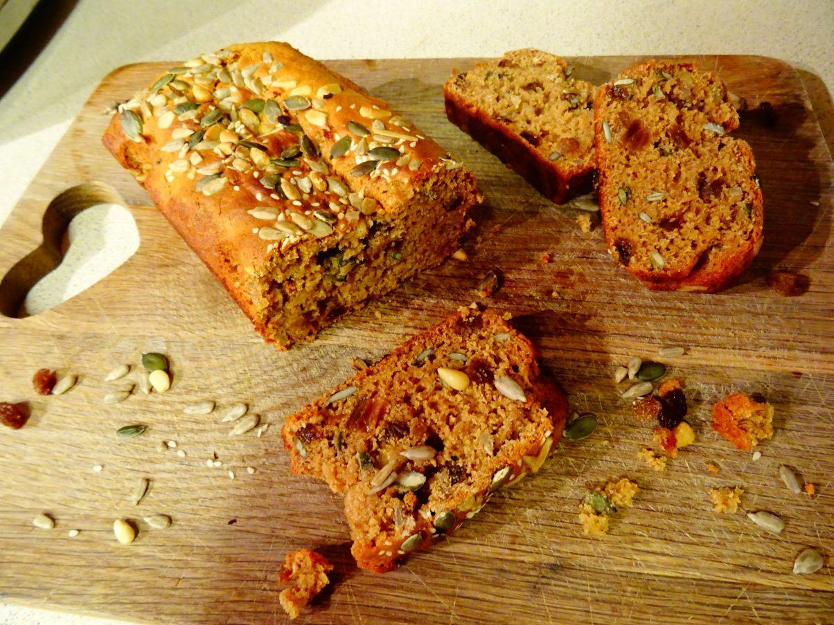 Vegan Spiced Pumpkin Loaf Recipe