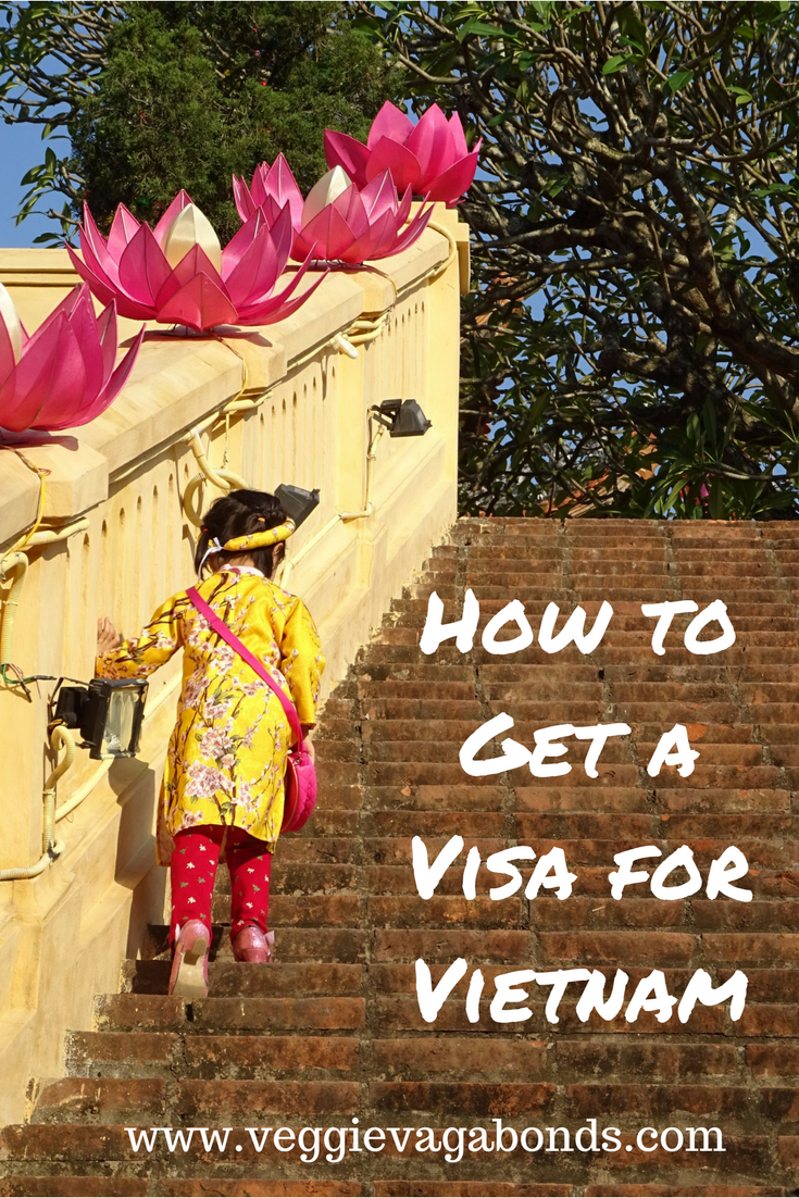 How to Get a Visa for Vietnam