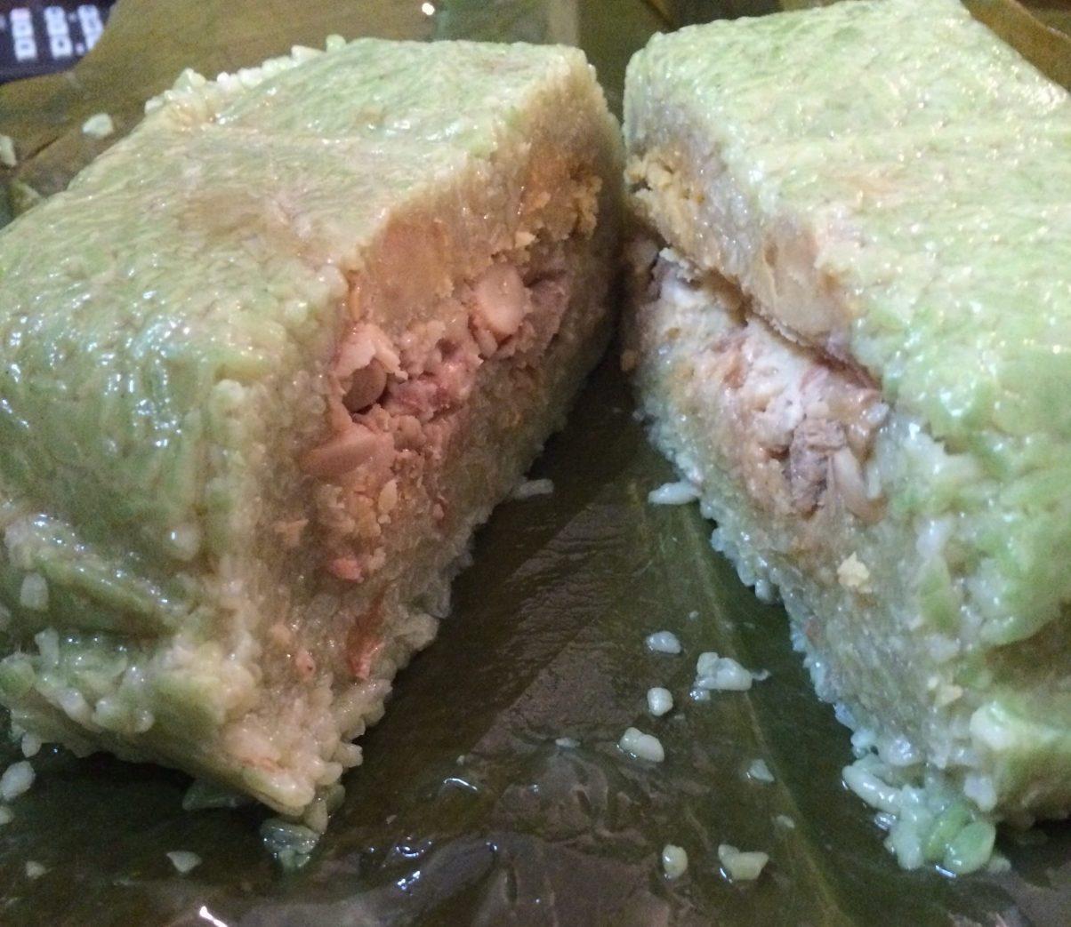 Banh Chung cake