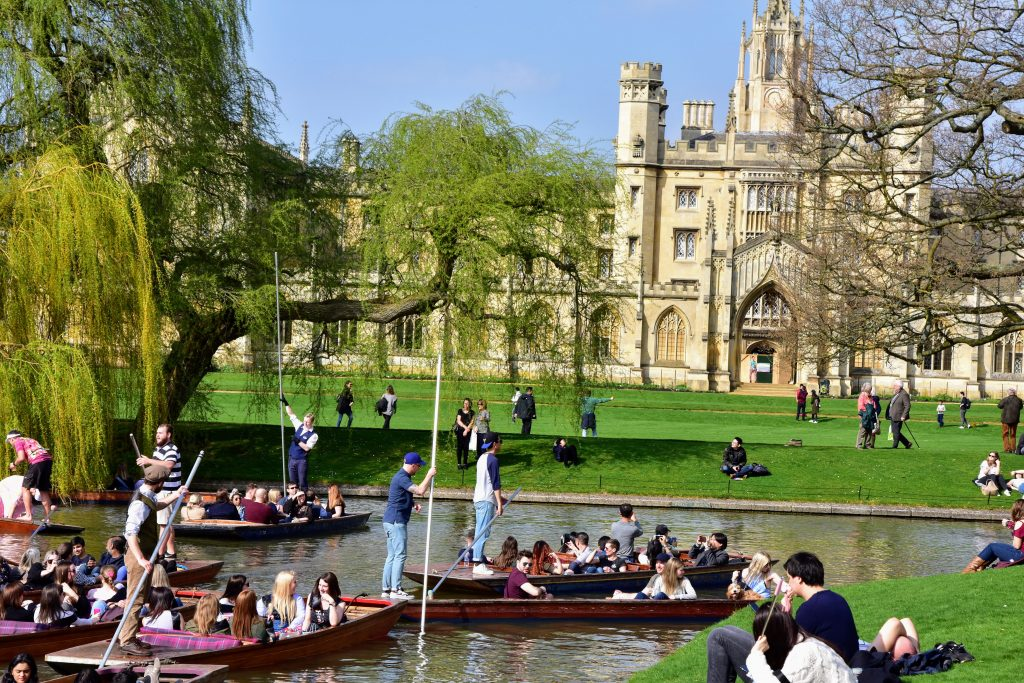 An Insider's Guide to Punting in Cambridge