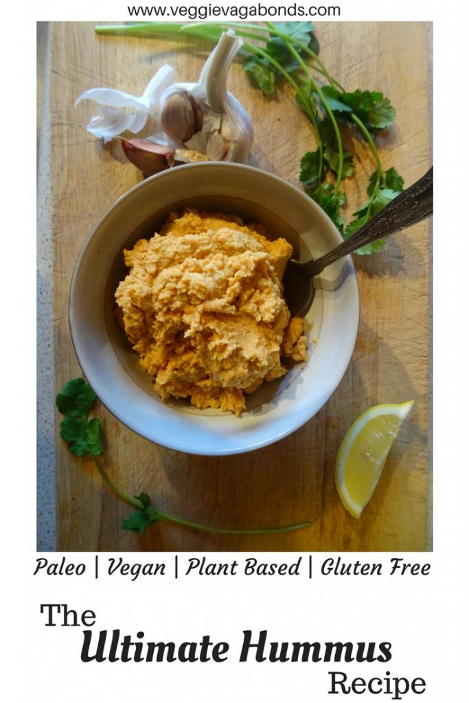 The Ultimate Hummus Recipe