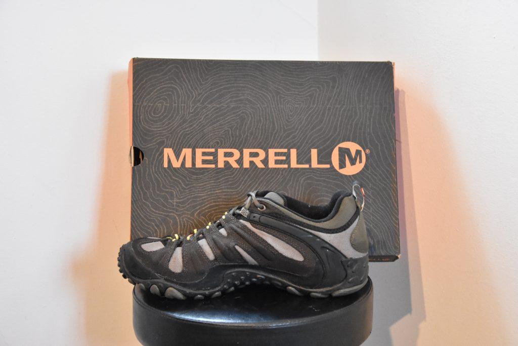 Merrell vegan shoes for hiking