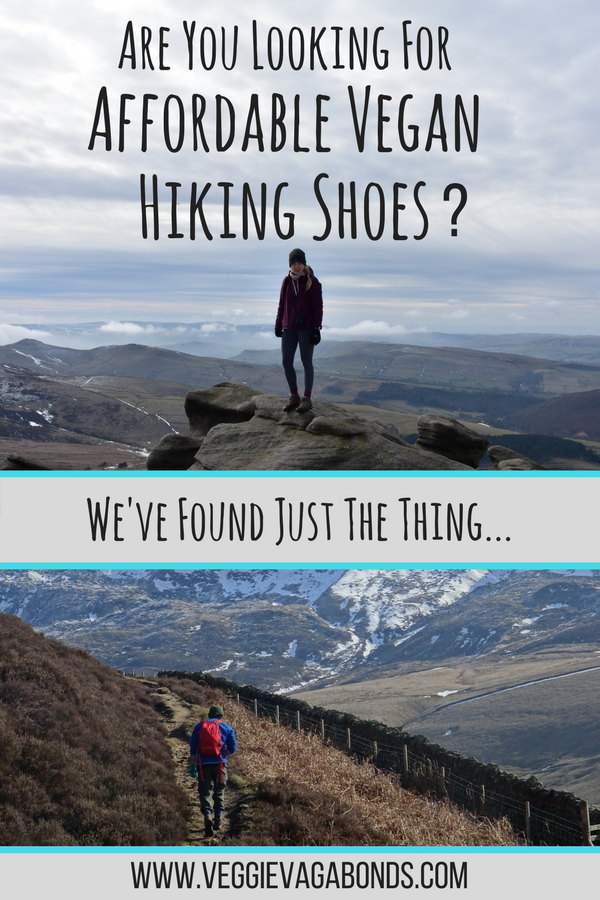 We Found Some Affordable Vegan Hiking Shoes