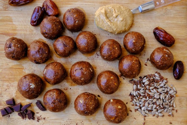 Vegan Energy Balls for Outdoor Adventures