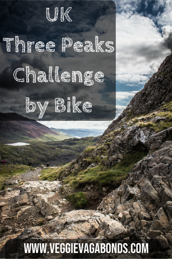 The Three Peaks Challenge by Bike