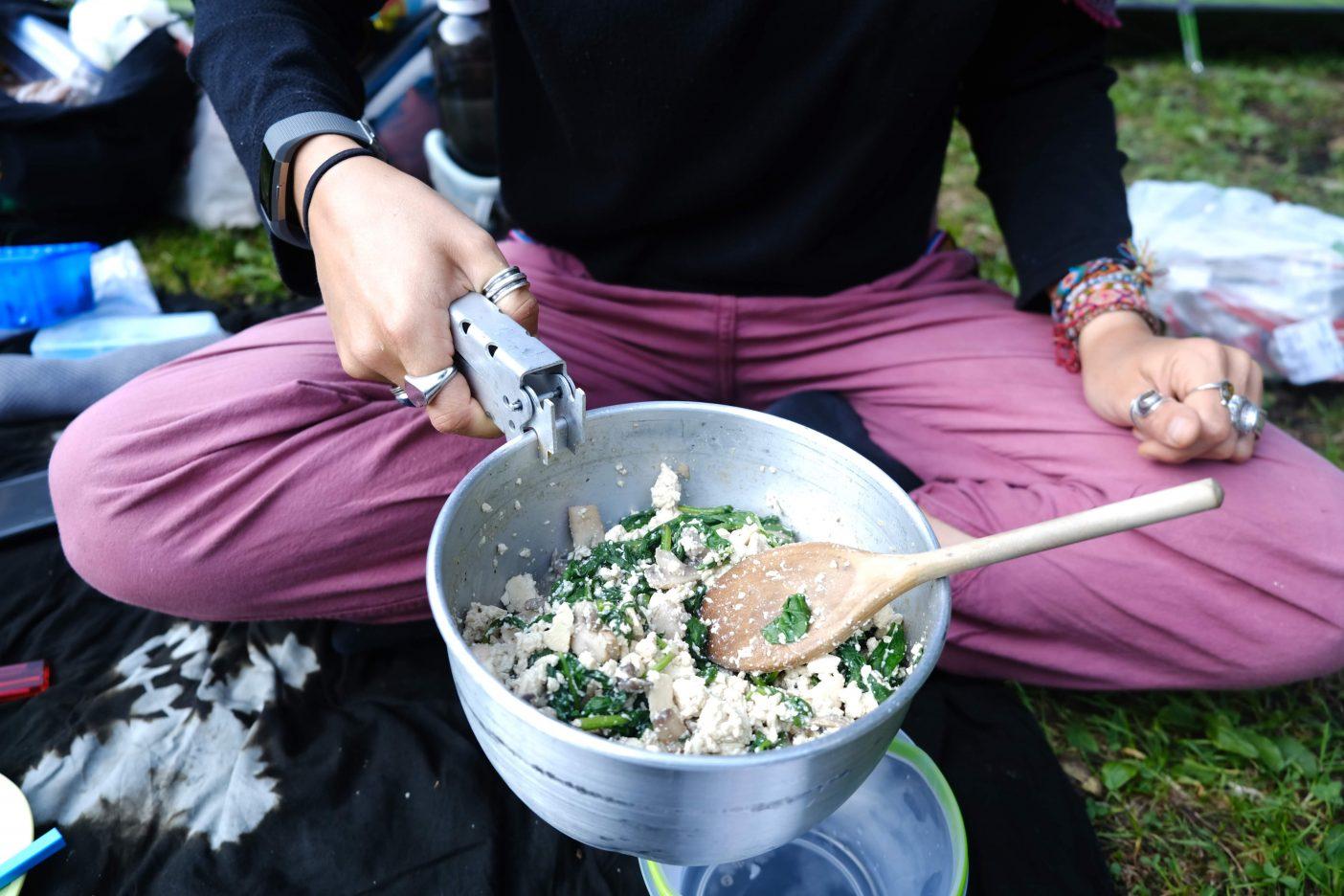 Tofu - great vegan foods with B12