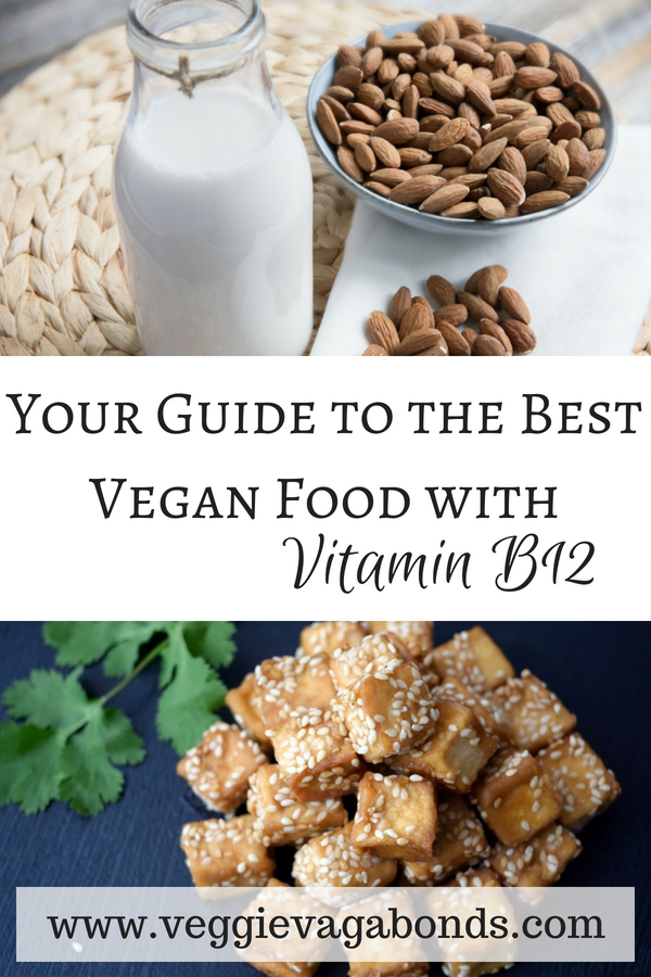 Your Guide to the Best Vegan Foods with B12