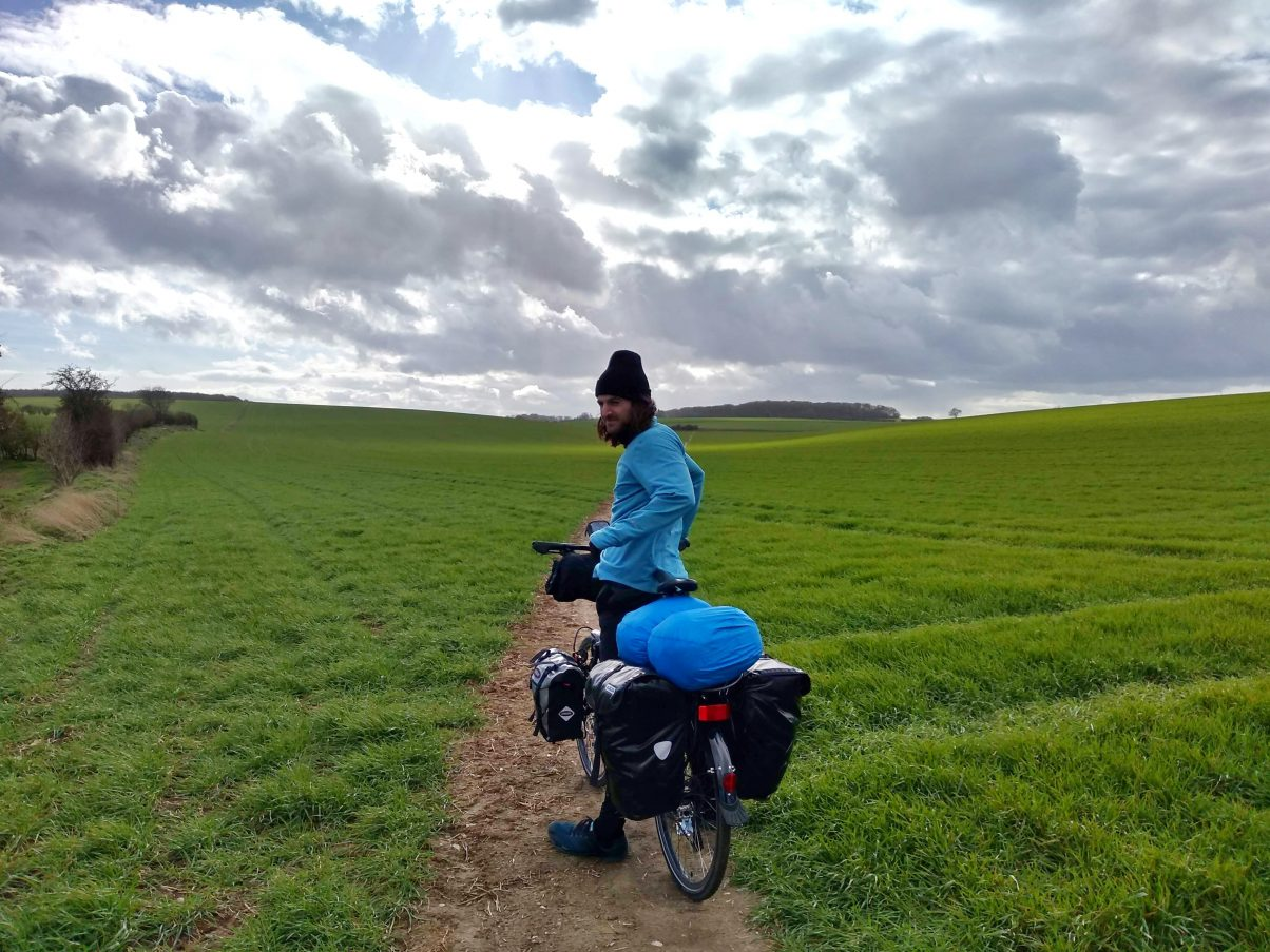 Our England to India Cycle Touring Packing List