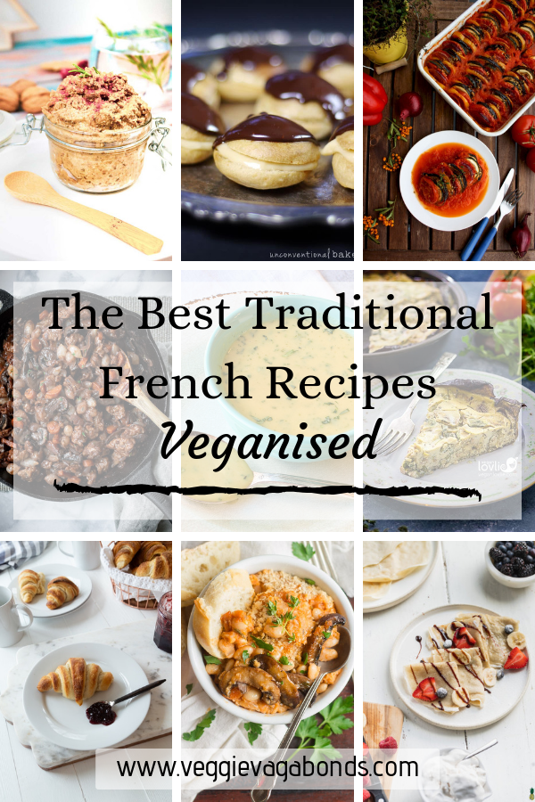 French Recipe Round Up
