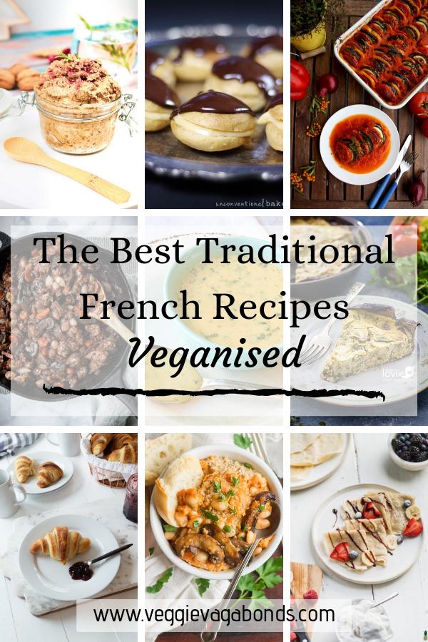 French Recipe Round Up