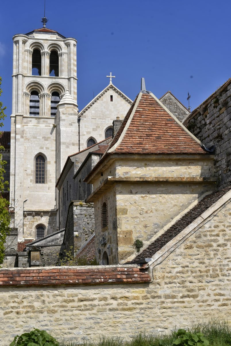 Vézelay church