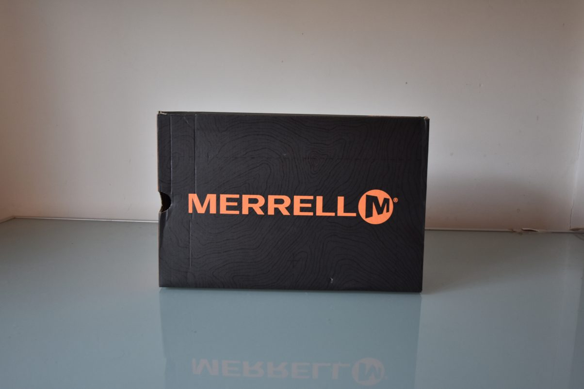 Merrell vegan shoe brand