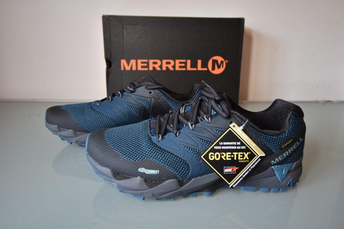 Agility Peak Flex 2 Merrell Shoes