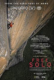 Free Solo Climbing Documentary