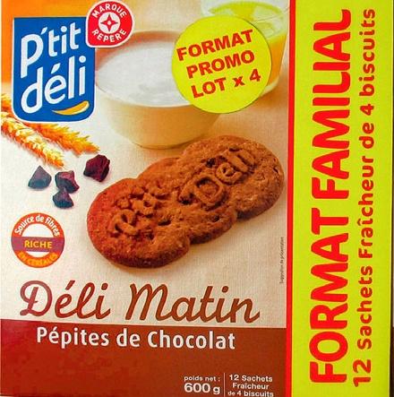 Vegan Food France Breakfast Biscuits