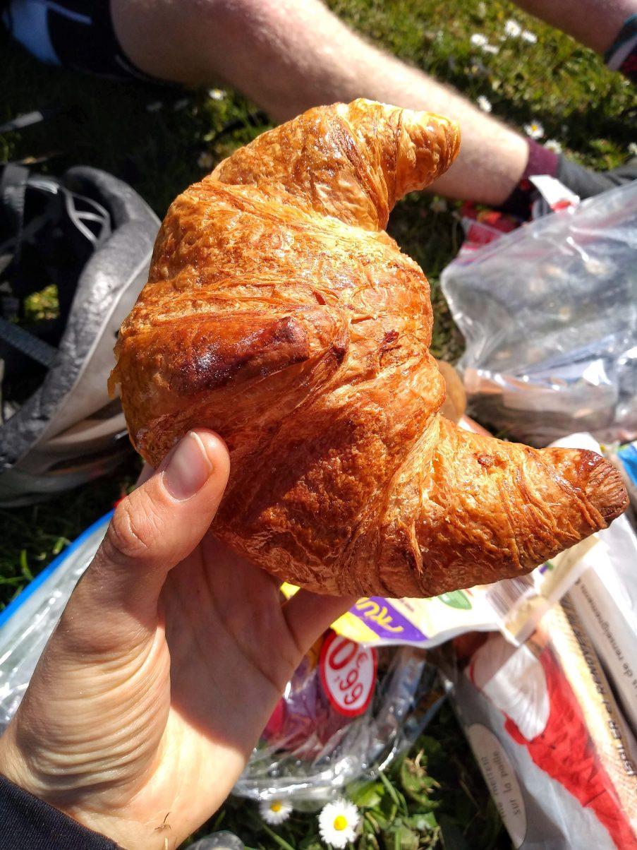 Vegan Croissant France