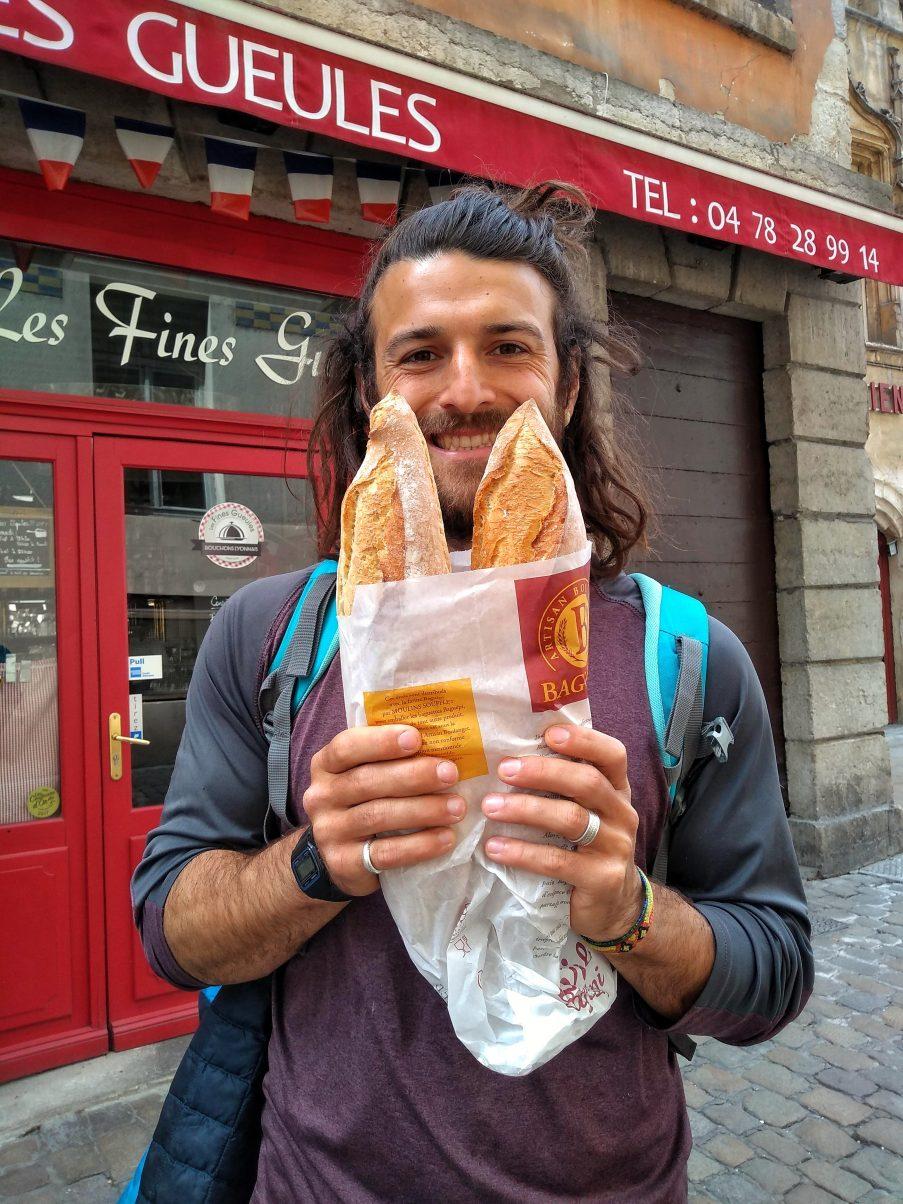 Vegan Bread France