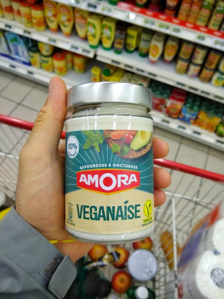 Vegan Mayonnaise in France