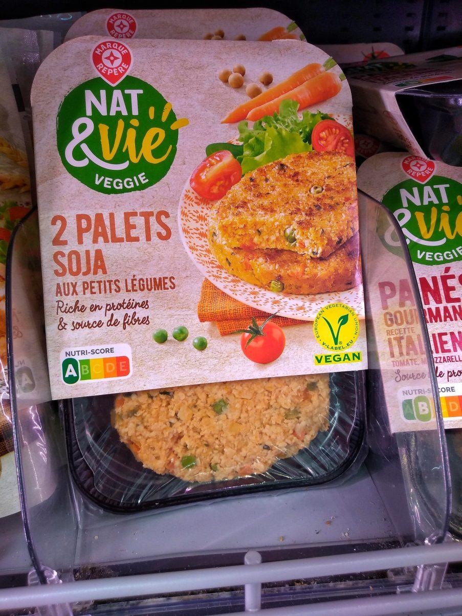 Vegan Food France Burgers