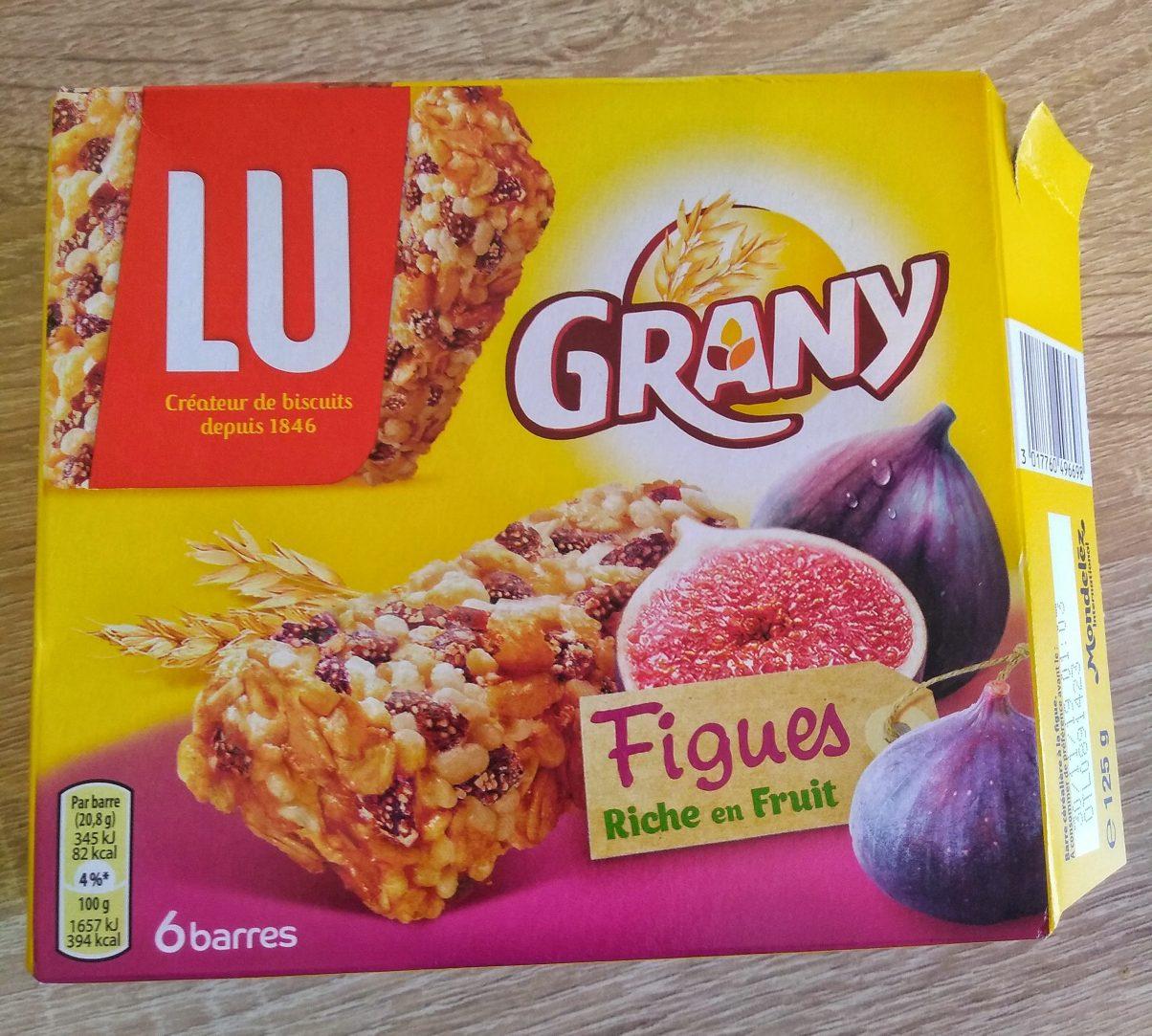 Vegan Food France Cereal Bar