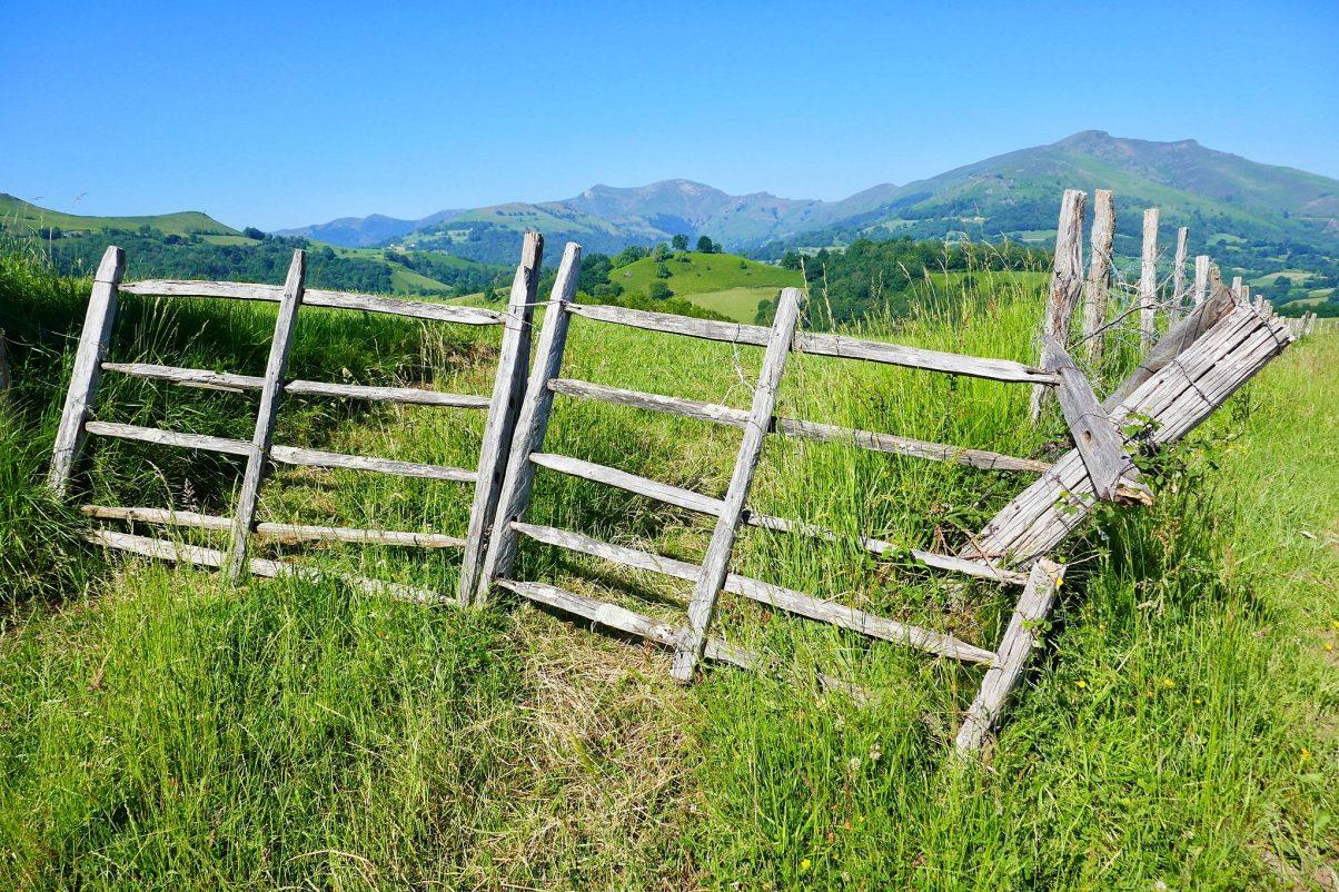 Le sentier de randonnée Camino Frances