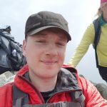 Lukas Saville, author of Yosemite Hiking Trails