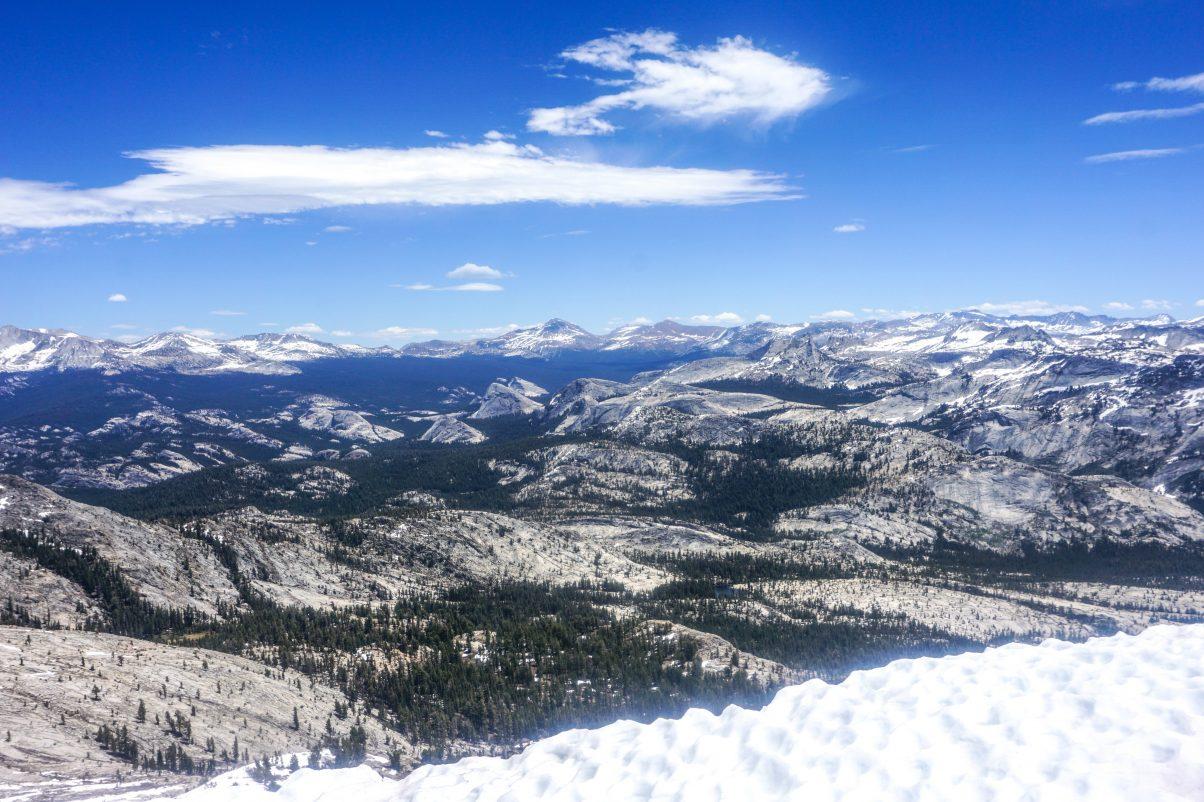 Mt Hoffman, Yosemite