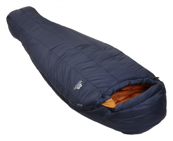 Mens Nova IV vegan sleeping bag