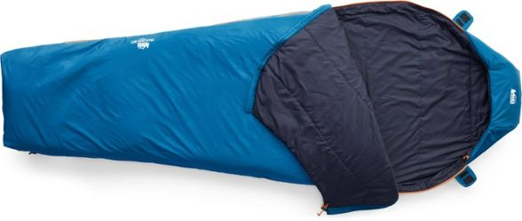REI co op Helio Sack Vegan Sleeping Bag
