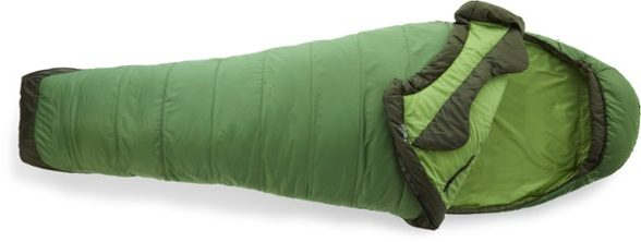 Vegan sleeping bag Marmot Trestle