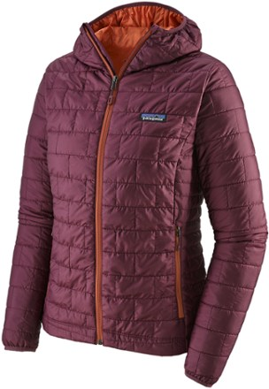Patagonia Nano Puff water resistant jacket