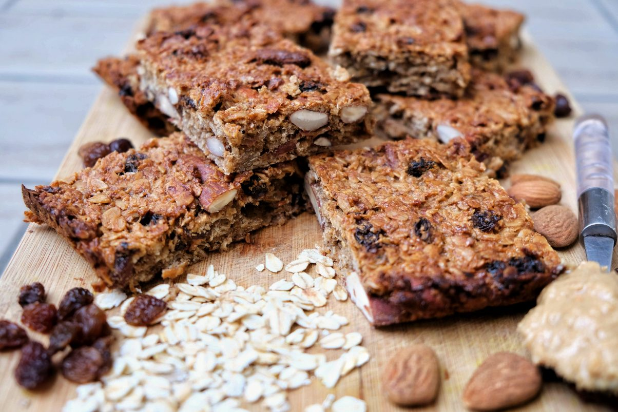 Vegan Flapjack Recipe