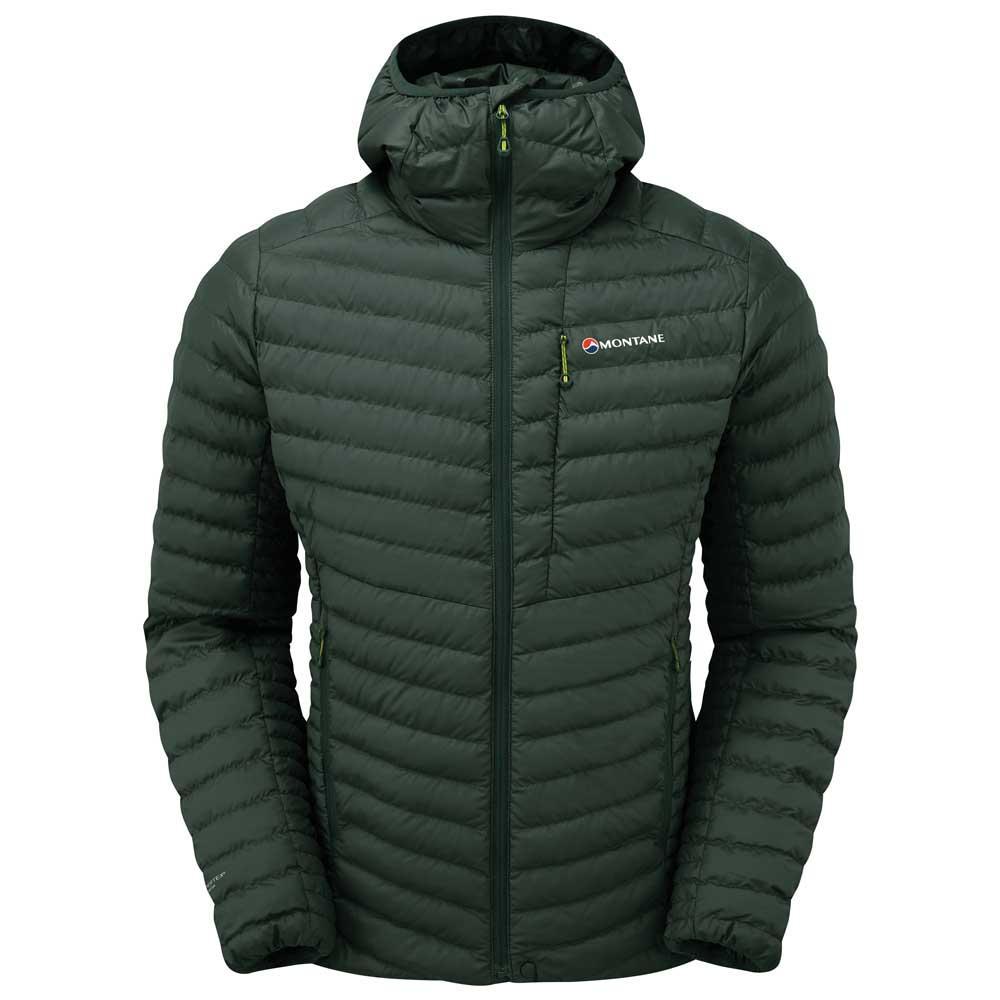 Montane thermal winter coat vegan