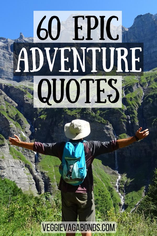 60 Adventure Quotes