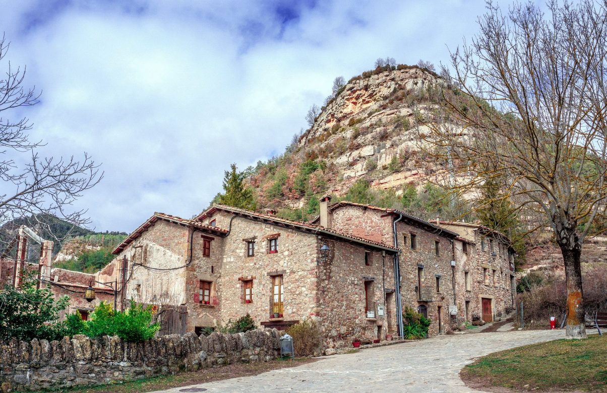 Pyrenees accommodation