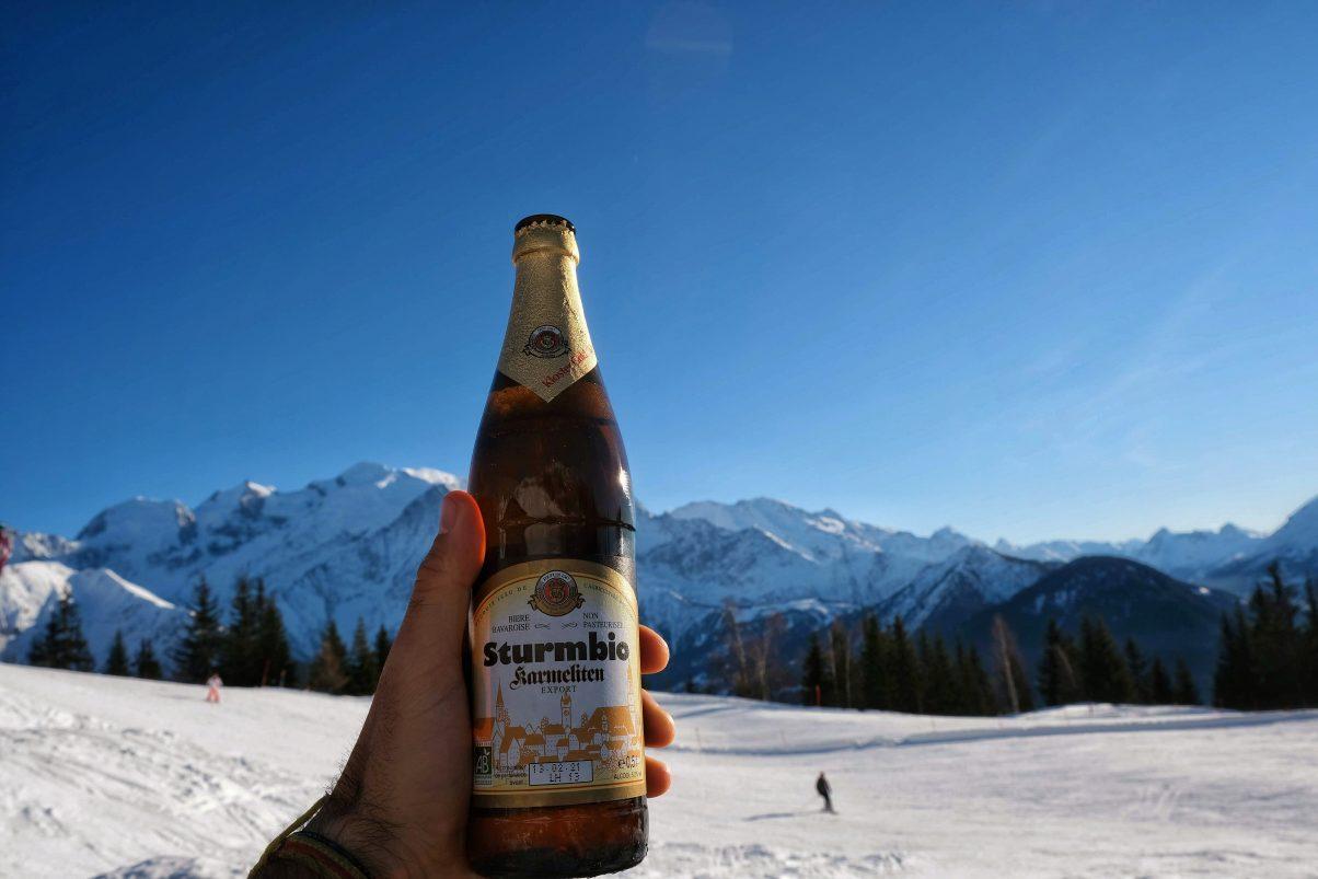 Snowshoeing in Chamonix