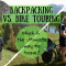 Bike touring Vs. Backpacking