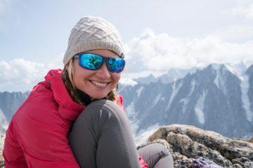 Hazel Findlay Pro Climber