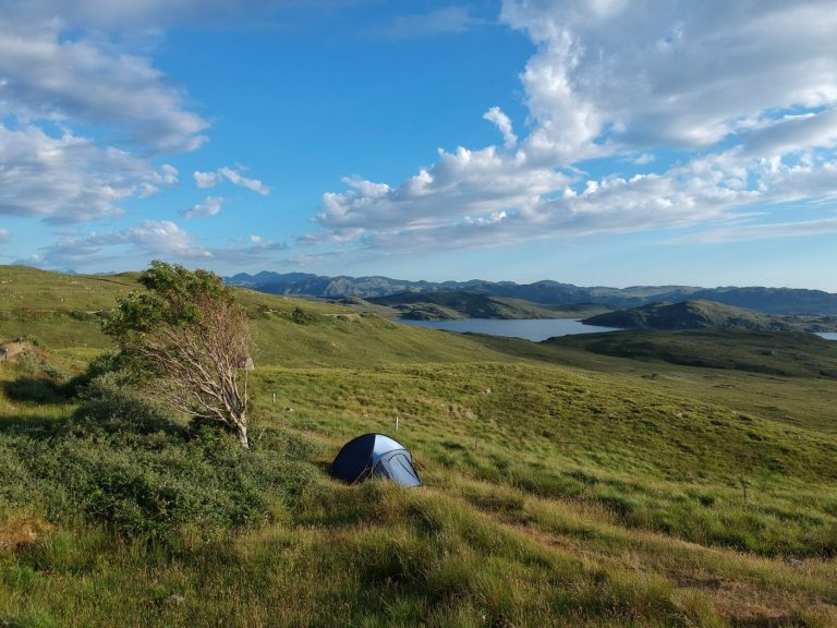 Wild Camping in Scotland – Tips from a Local
