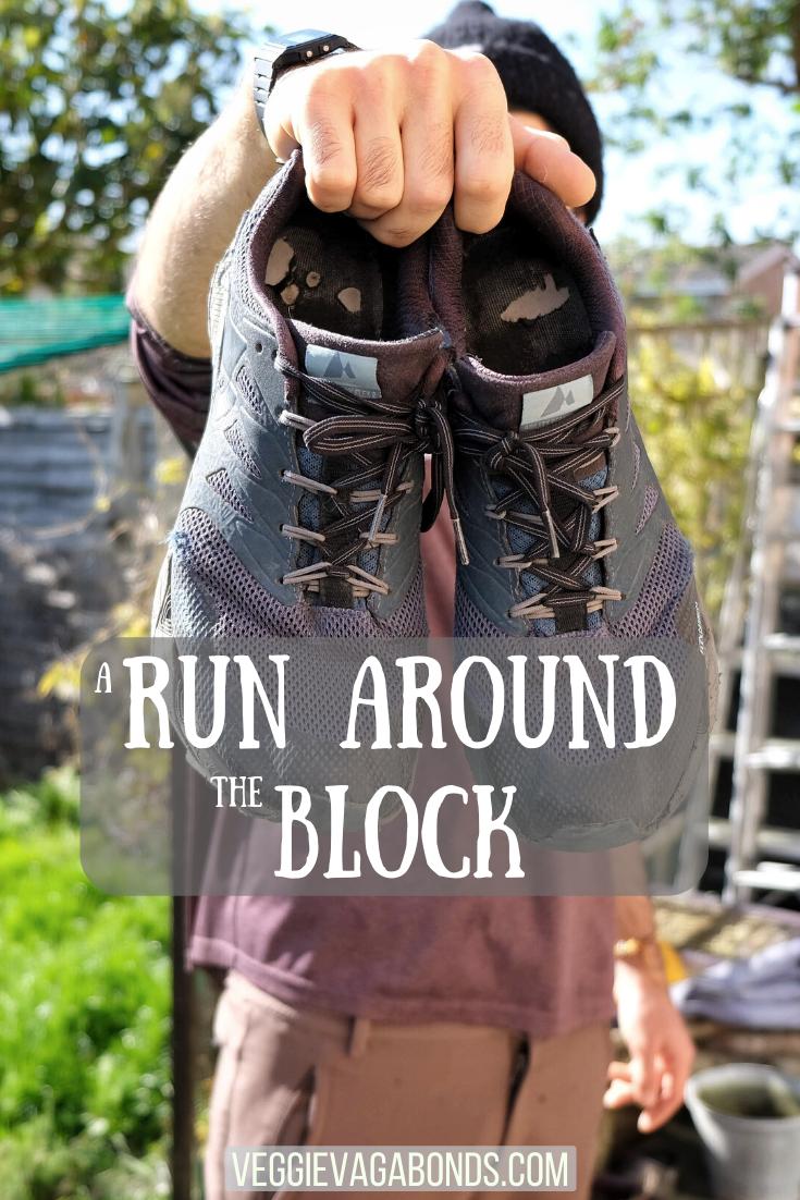A run around the block pin