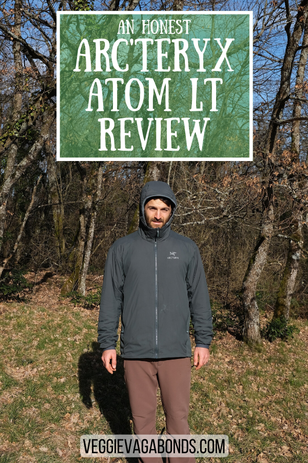 Arc'teryx Atom LT Hoody Review Pin