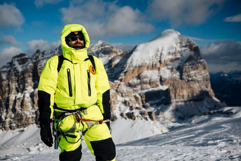 Vegan Mountain Climber