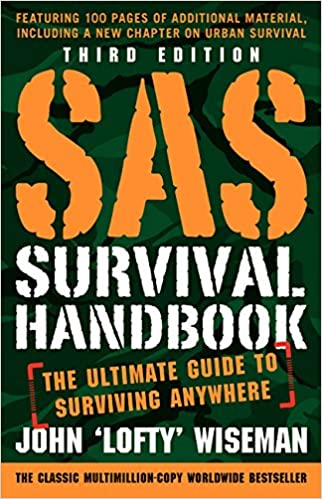 SAS Wilderness Survival Books