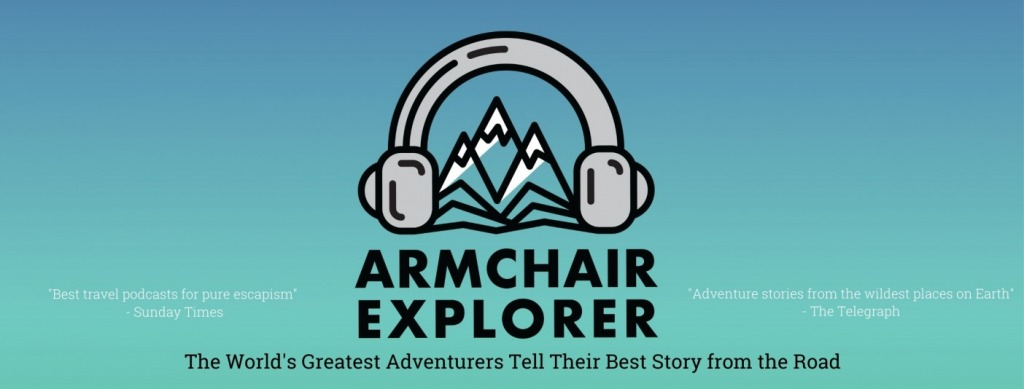 The Armchair Explorer Podcast
