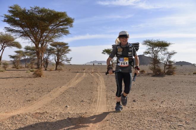Vegan Runner Fiona Oakes
