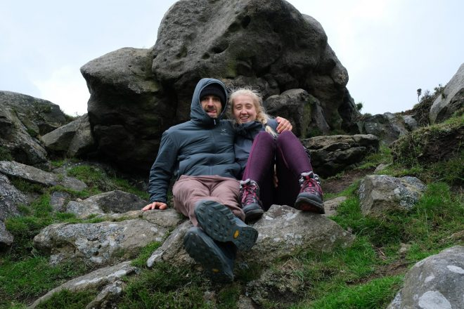 Hiking in the Yorkshire Dales