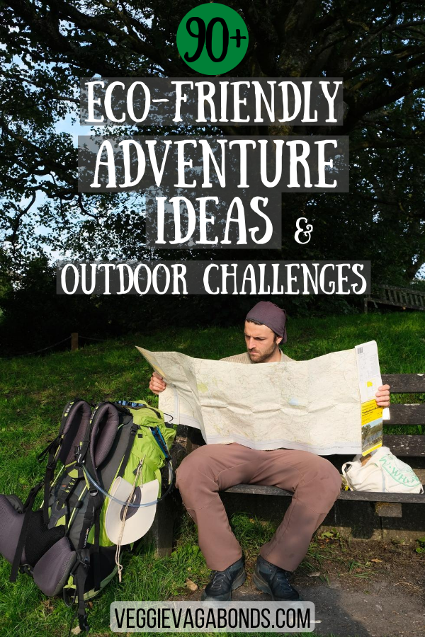 Outdoor Adventure Ideas Pin